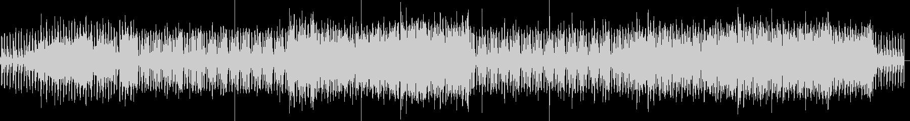 ハウスロックギターリフ。の未再生の波形