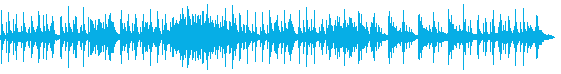 Cinematic Piano 12の再生済みの波形