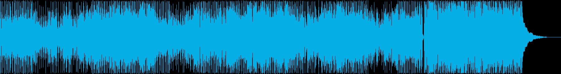 男性ボーカルの滑らかなグルーヴ。ボ...の再生済みの波形