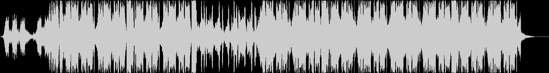 ヒップホップ、チル、背景の未再生の波形