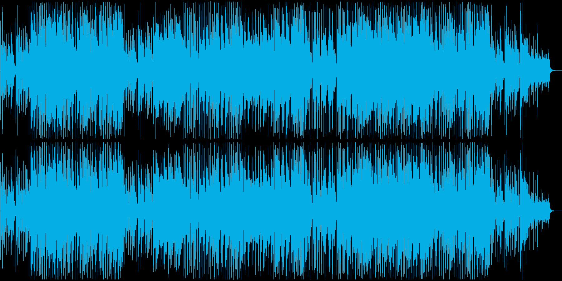 妖しく物悲しいCHILL系のHIPHOPの再生済みの波形