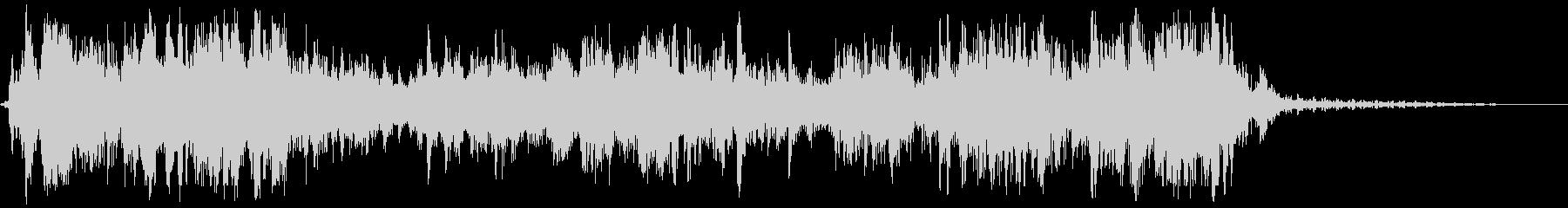 大型メタルドラム:スライドクロスグ...の未再生の波形