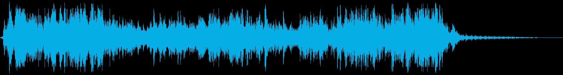 大型メタルドラム:スライドクロスグ...の再生済みの波形