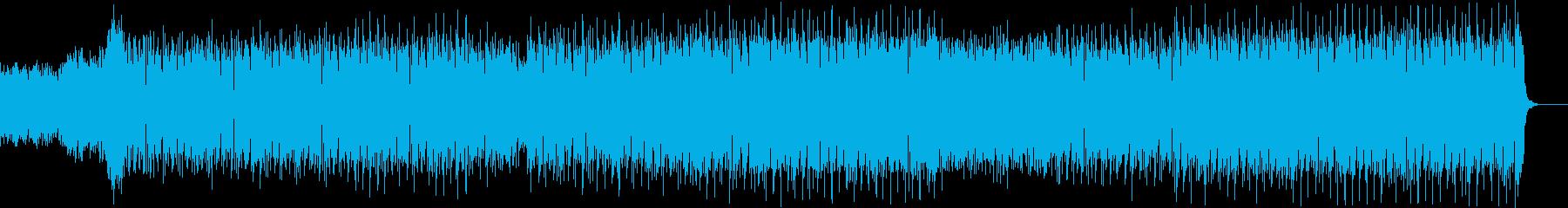 爽やか・透明感・始まり・アコギ AD01の再生済みの波形