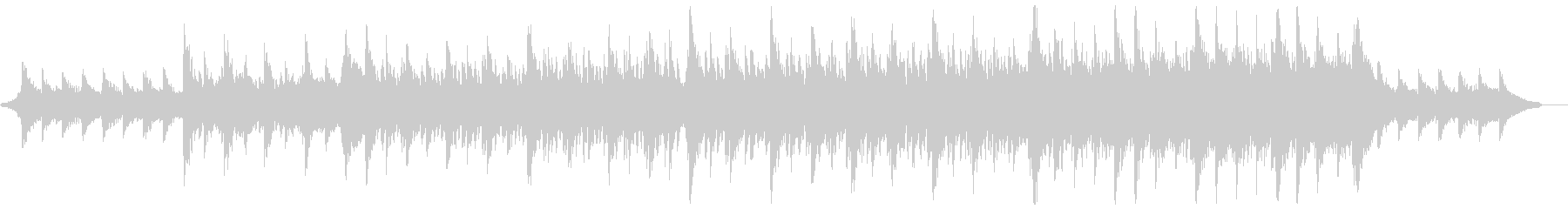 ポジティブポップオーケストラ:ブラス抜きの未再生の波形
