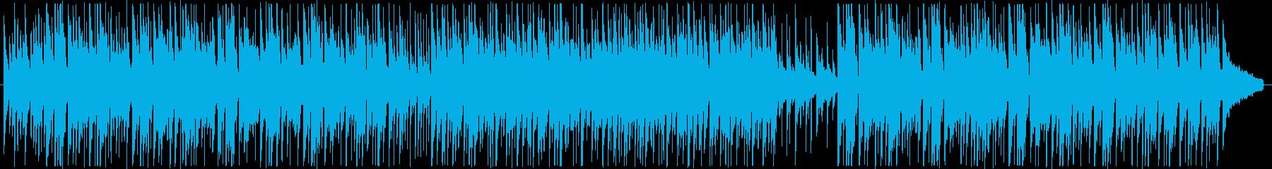 夏のけだるい午後・ほのぼの・日常・不思議の再生済みの波形
