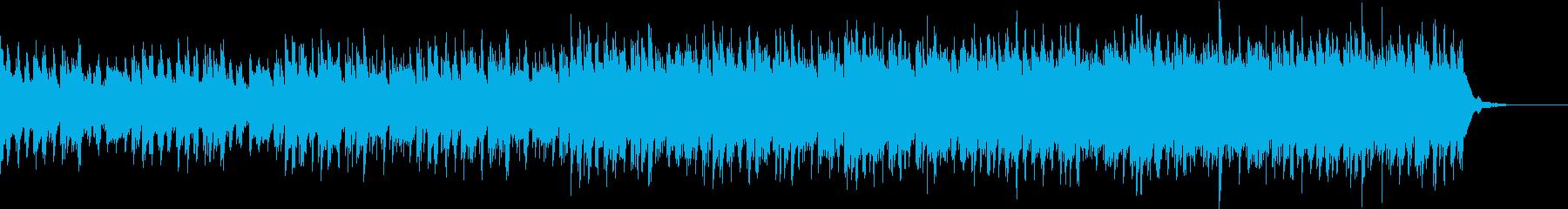 企業VPや映像に 爽やかなピアノ曲の再生済みの波形