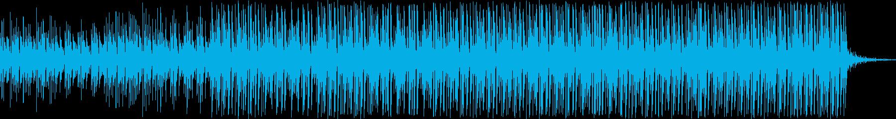 テレビゲーム アクション 技術的な...の再生済みの波形