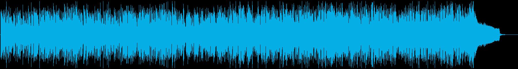 コミカル軽快リコーダー、カートゥーン風味の再生済みの波形