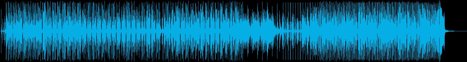 明るく優しいウクレレ口笛ポップ♪の再生済みの波形