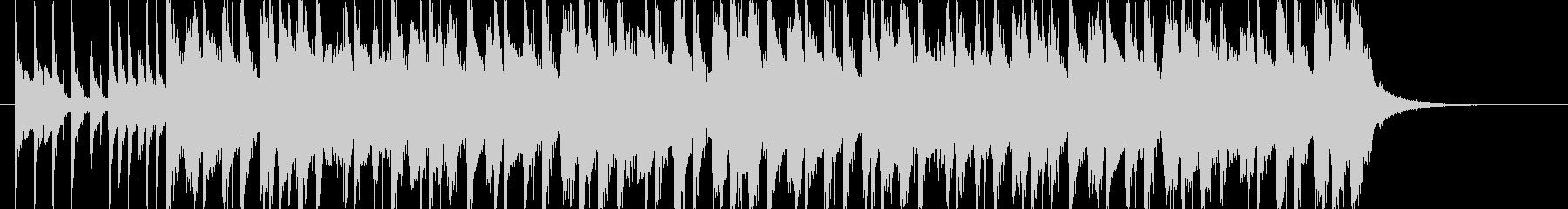 エレクトロファンク-男性ボーカル。...の未再生の波形
