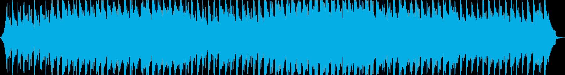 美しい・優しいメロディのコーポレート③の再生済みの波形
