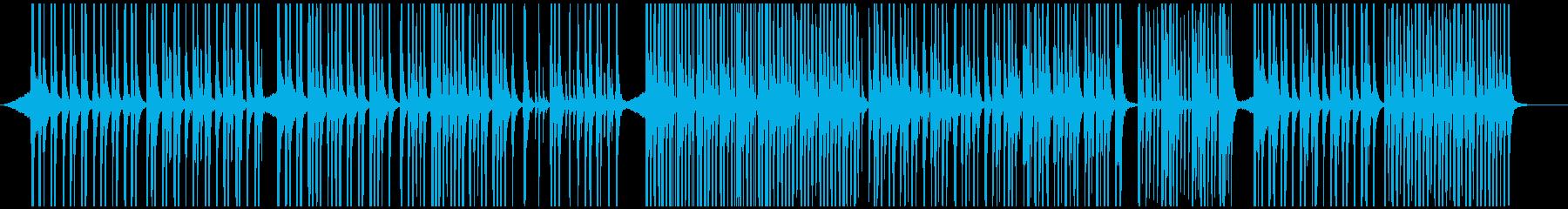 トラップ ヒップホップ 野生 励ま...の再生済みの波形