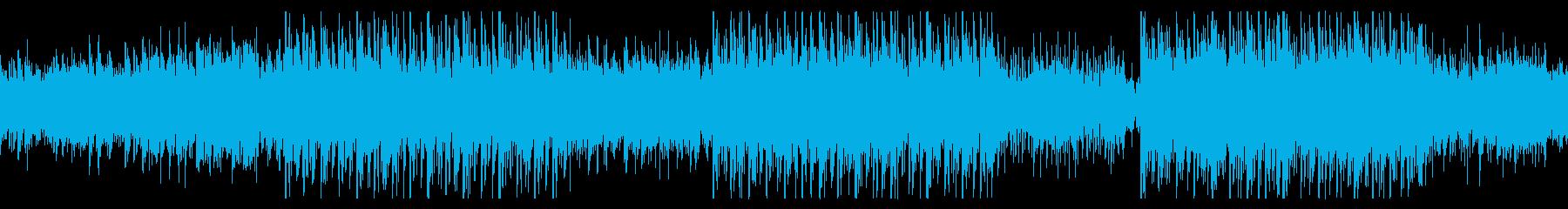 【ループ版】企業VP・CM …ピアノの再生済みの波形