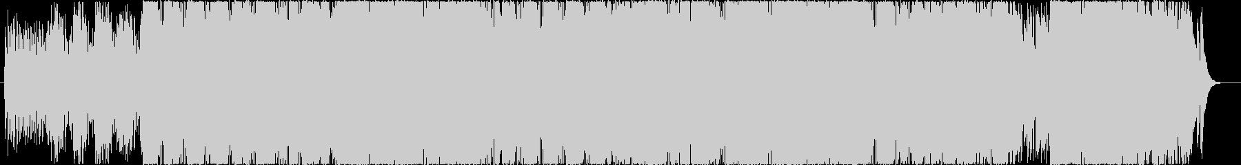 生演奏。切ないフォークバラード。の未再生の波形