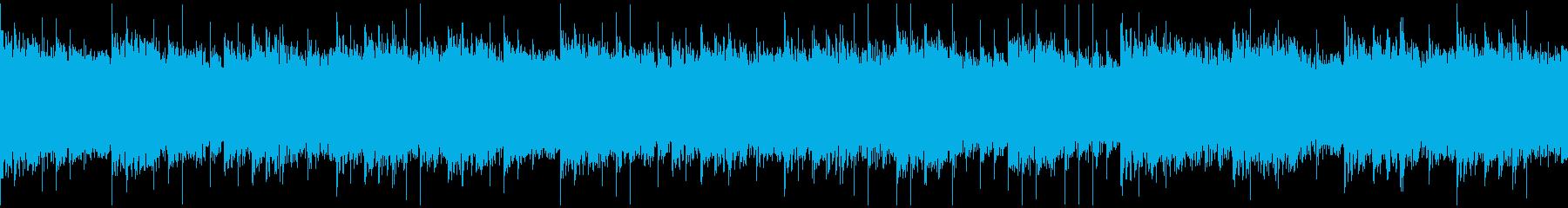 教育コンテンツ向け_07(ループ)の再生済みの波形