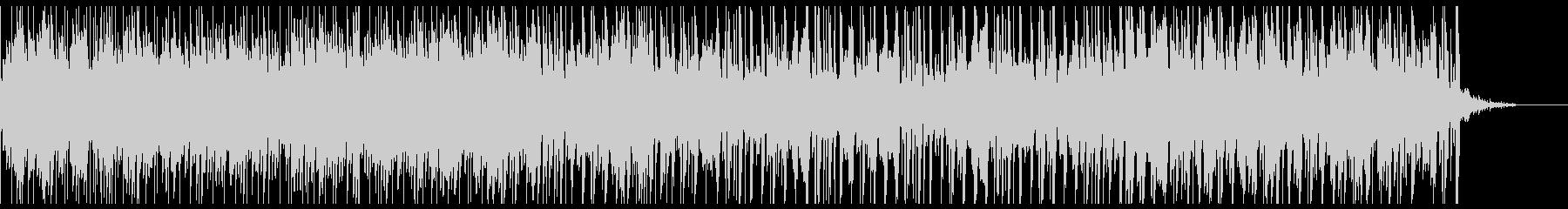 催眠プロダクショントラックは、リズ...の未再生の波形
