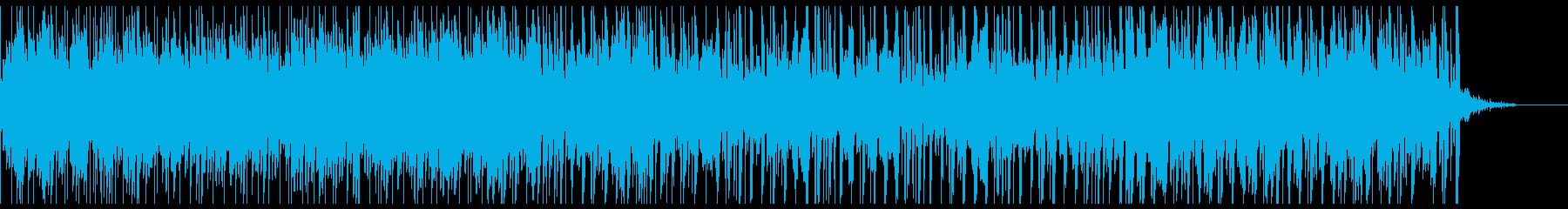 催眠プロダクショントラックは、リズ...の再生済みの波形
