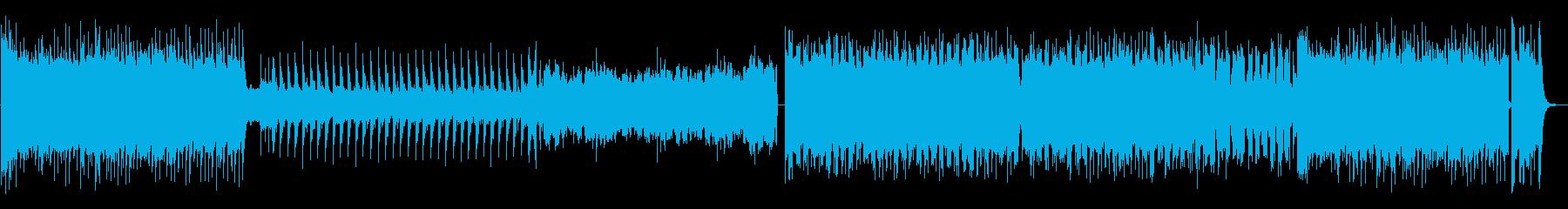 風吹の再生済みの波形