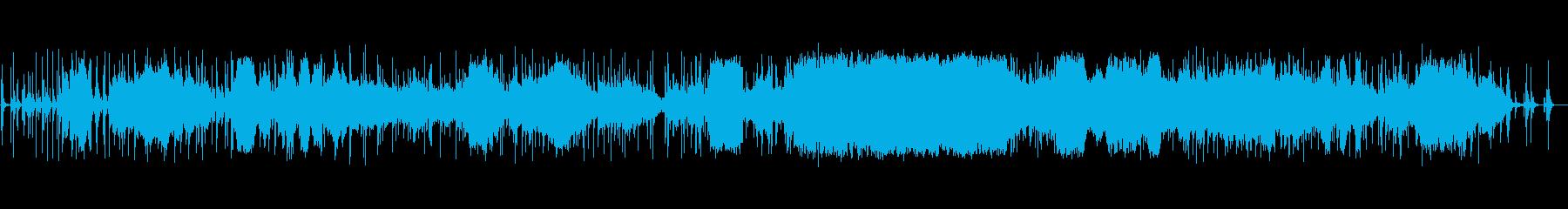 スモールスタジオオーディエンス:歓...の再生済みの波形