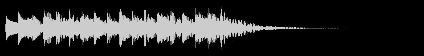 KANT涼しげアイキャッチ092210の未再生の波形