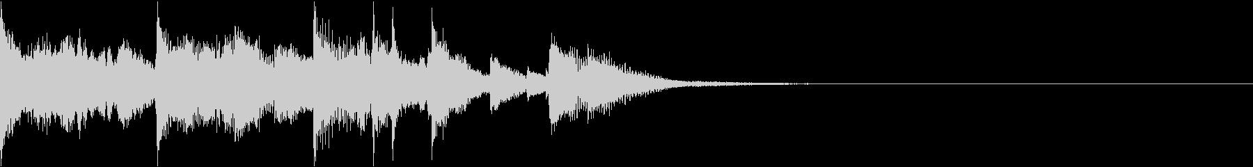 Refreshing violin / sound logo's unreproduced waveform