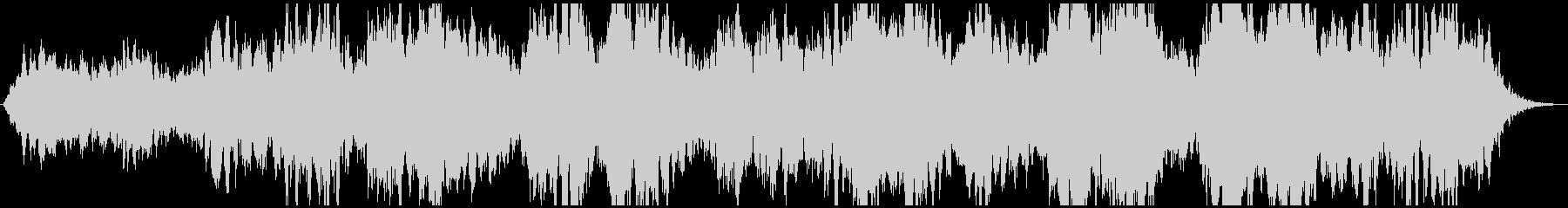 PADS ジャングルフルート01の未再生の波形