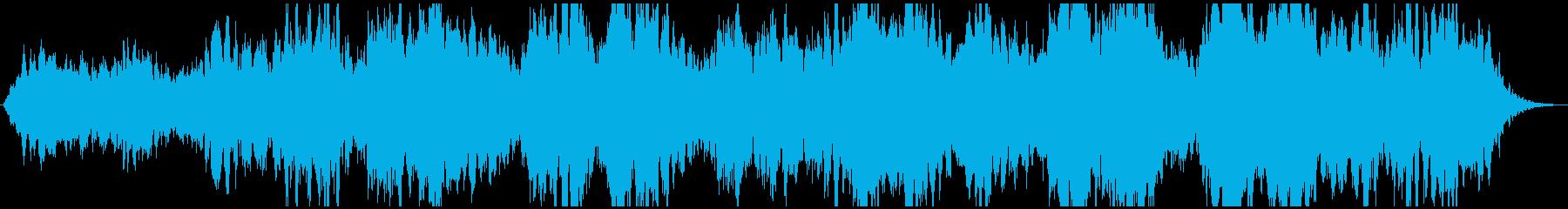 PADS ジャングルフルート01の再生済みの波形