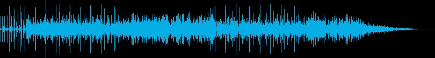 インディー センチメンタル アクシ...の再生済みの波形