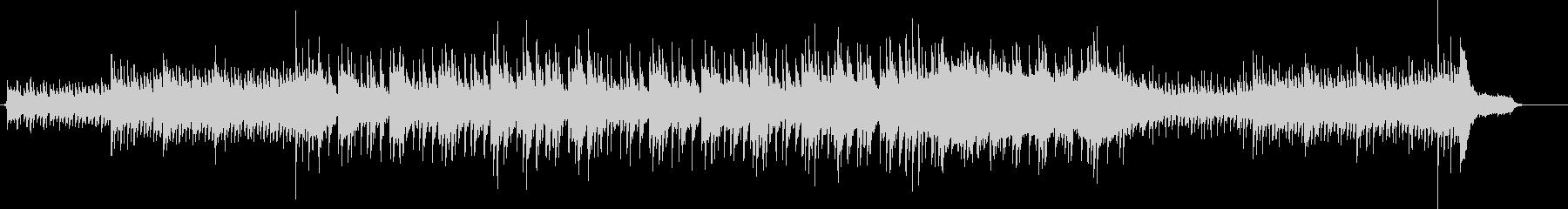 幻想的なイメージのミディアム・バラードの未再生の波形