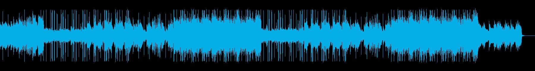 ムーディーで、大人の雰囲気漂う洋楽R&Bの再生済みの波形