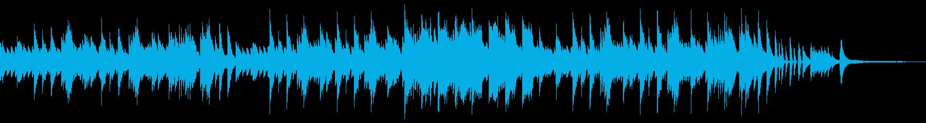 CM 1.朝 さわやか 澄んだ空気の再生済みの波形