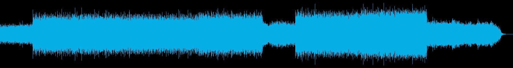 時計の音から始まる爽やかなギターポップの再生済みの波形
