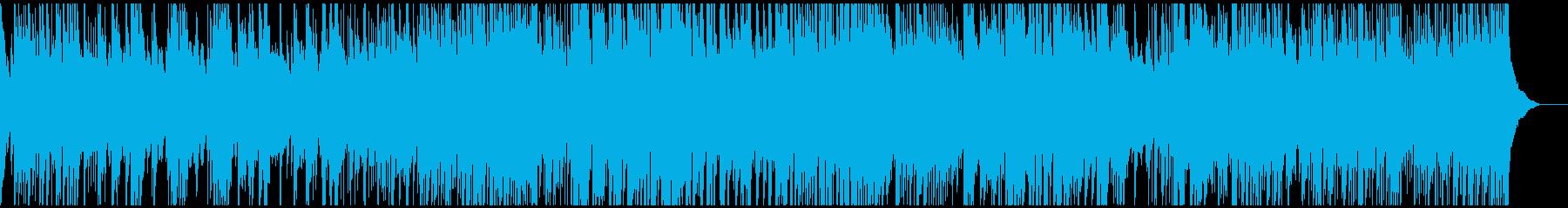 【生演奏】アコースティックなケルト風音楽の再生済みの波形