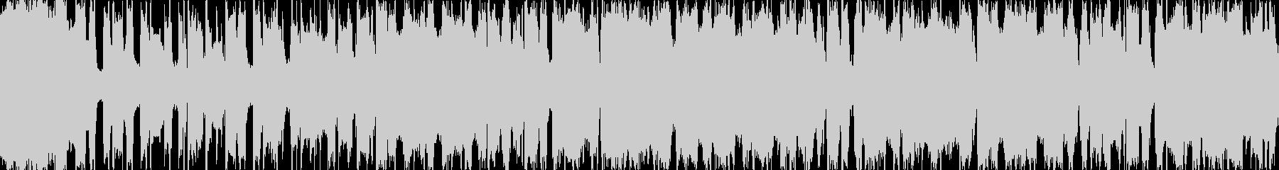 8bitピコピコ(サビ)の未再生の波形