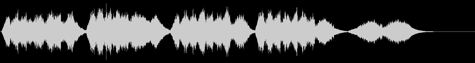 賛美歌/こよなくかしこし/弦楽四重奏の未再生の波形