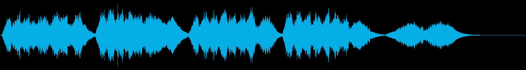 賛美歌/こよなくかしこし/弦楽四重奏の再生済みの波形