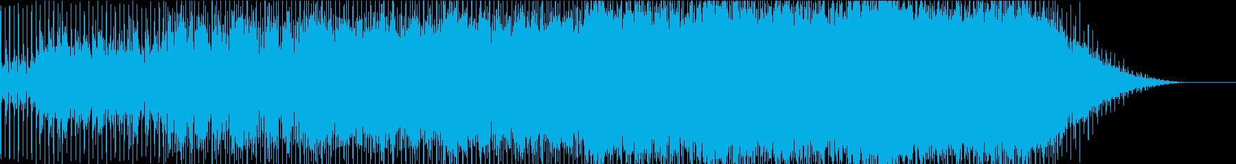 MFB A-gainの再生済みの波形