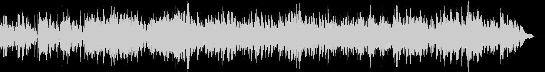 バッハ_インヴェンション第7番_ピアノの未再生の波形