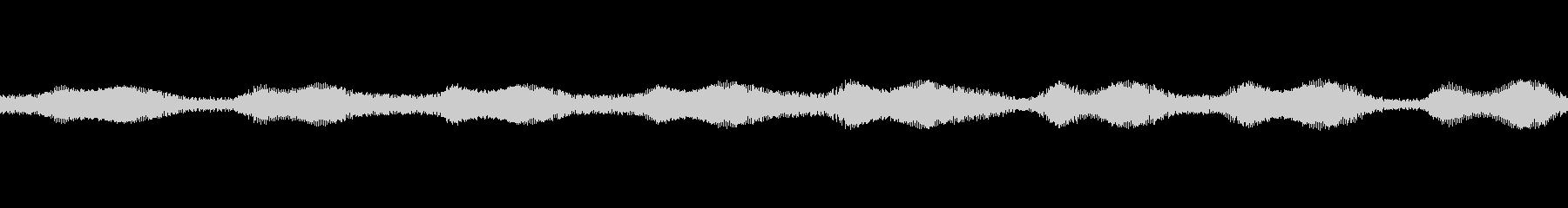 バイブレーション(ブー、ウィンウィン)の未再生の波形