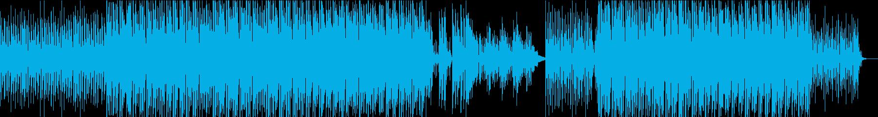 キュートでレトロなモダンサウンドの再生済みの波形