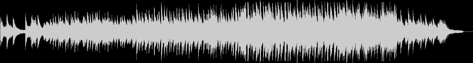 感動・バラード・ピアノ・映像・イベント用の未再生の波形