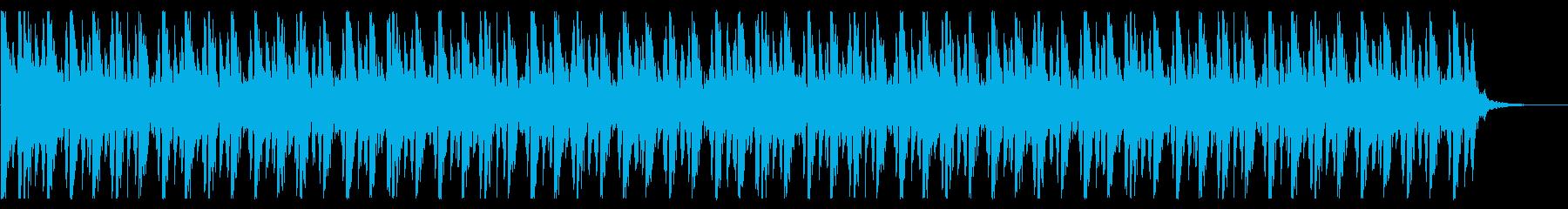 古代遺跡/ジャングル_No664_5の再生済みの波形