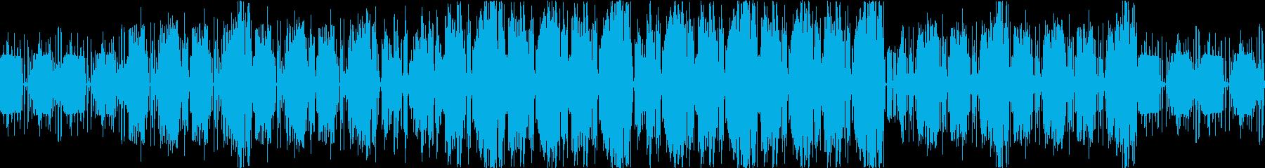 アラビア語。エレトロ。ヒップホップの再生済みの波形
