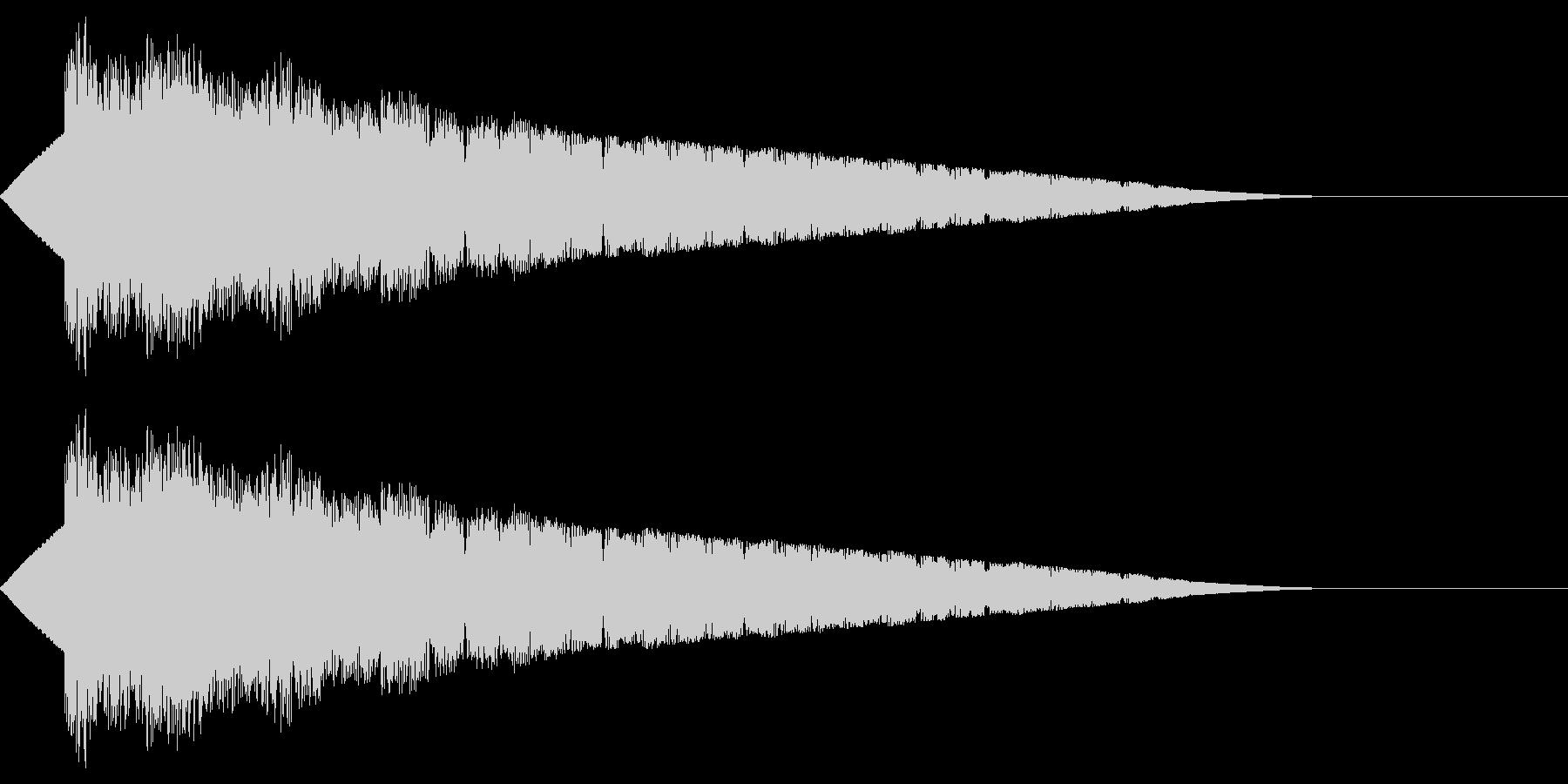 ピヨピヨピー(ファミコン/ワープ/宇宙の未再生の波形