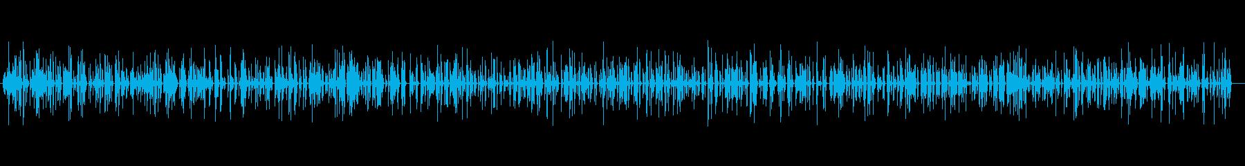 古代ロボットのピコピコ音(覚醒状態)の再生済みの波形