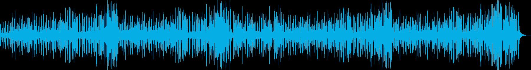 ピアノソロ/明るい/楽しい/ラグタイムの再生済みの波形