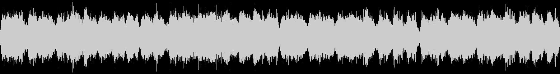 パイプオルガンの華やかなジングル_ループの未再生の波形