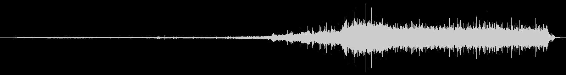 ハマーH1 SUV:EXT:アプロ...の未再生の波形