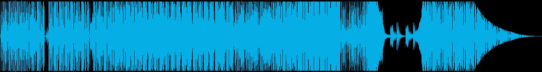 ファンクエレクトロ、ラテンの聖歌ボ...の再生済みの波形